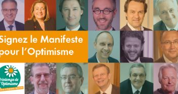 Le manifeste pour l'optimisme