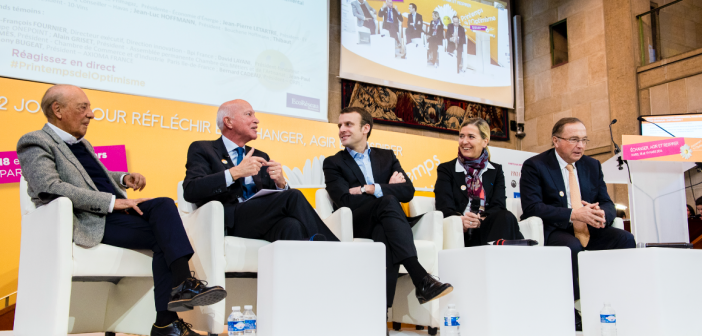 VIDÉOS – Grands débats – Paris 2016