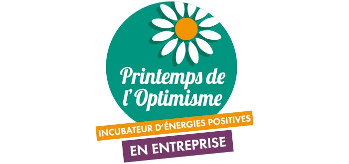 Associez votre entreprise à l'image de l'optimisme !