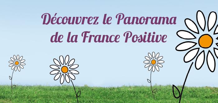 Initiatives du Panorama de la France positive